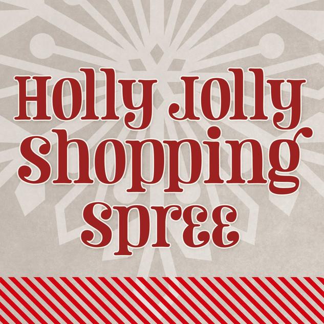 Holly Jolly Shopping Spree