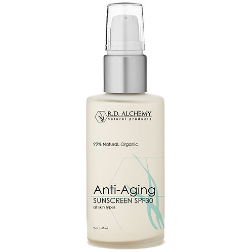 Anti-Aging Protecting Moisturizer SPF 30 Sunscreen