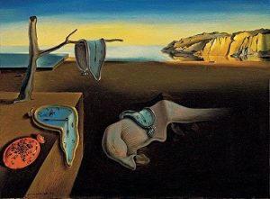 Salvador Dali - The Persistence of Memory