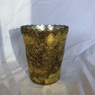Gold Antique Votive