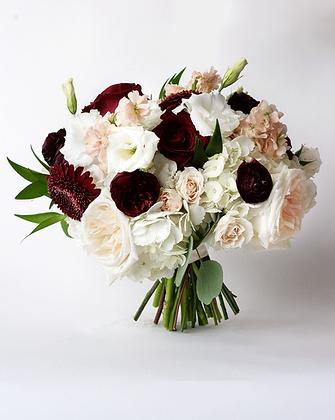Bridal Round Bouquet | Savory