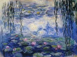 Claude Monet, Water Lilies, 1916