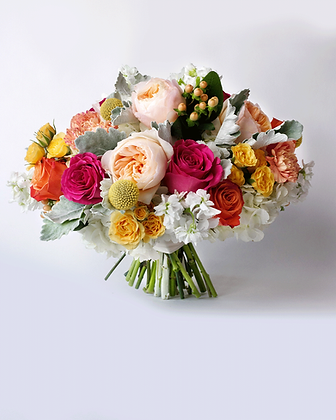 Bridal Round Bouquet | Celebrate