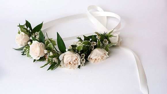 Flower Girl Crown | Dainty