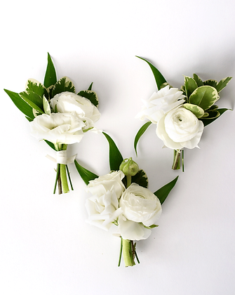 Boutonniere | Neutral