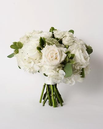 Bridal Round Bouquet | Neutral