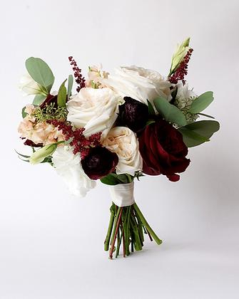 Bridesmaid Bouquet | Savory