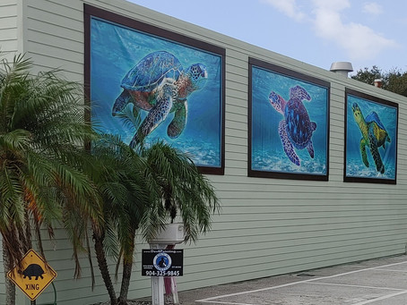 Seaside Plaza - St. Augustine