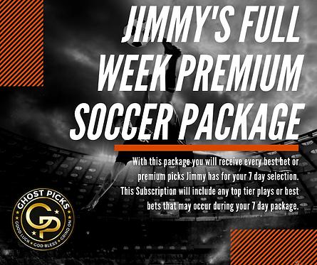 Soccer Week Package
