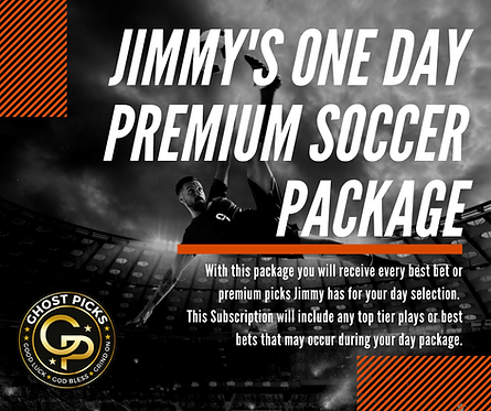 Soccer Day Package