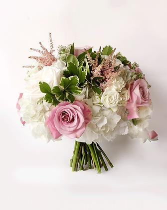 Bridal Round Bouquet | Glimmer