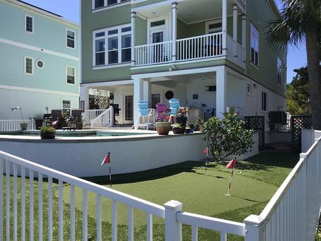 Anastasia Island, St. Augustine Residential