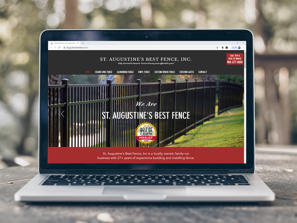 St. Augustine's Best Fence