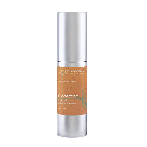 Wrinkle and Line Correcting Serum w/17% Peptide