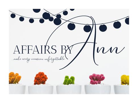 Affairs By Ann