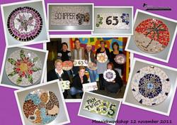 groepsworkshop mozaiek