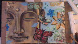 budha butterfly