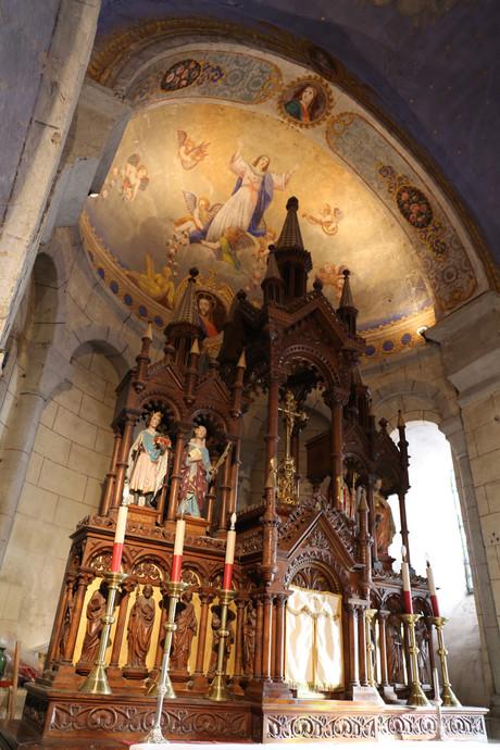 Maitre Autel - Église Sainte Anastasie