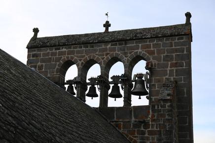 Clôcher peigne - Église Sainte Anastasie