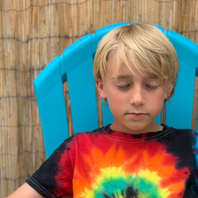 Bursting with excitement - the first kids' meditation is here!