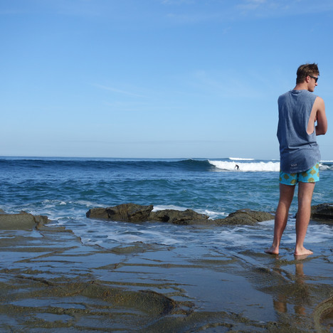 Our Passions: The Beach and Surfing