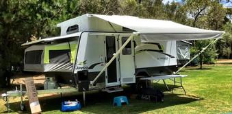 Hire a Caravan