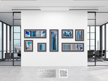 Skyscraperfotos aus Abu Dhabi nun in der Kollektion Wiedemann zu sehen.