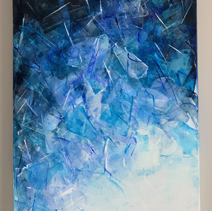 SOLD - The Blues