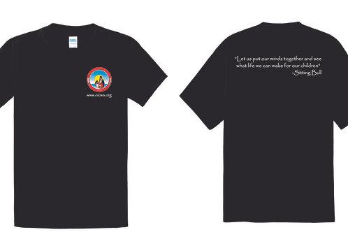 OICWA Black Tshirt