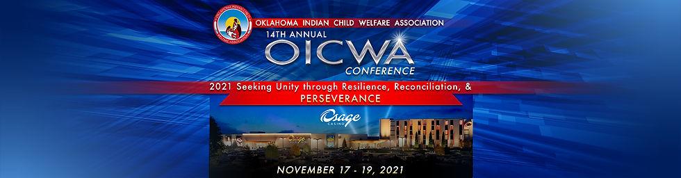 NEW DATE 14th Annual OICWA conference sl