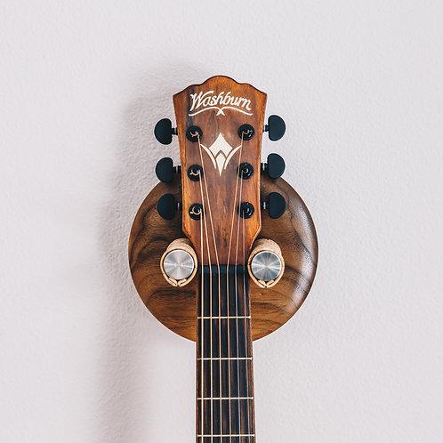 Walnut Guitar Hanger