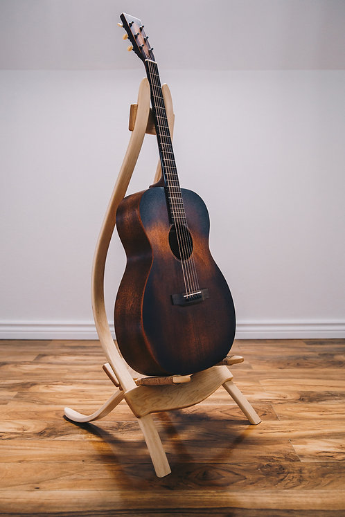 Maple guitar Stand