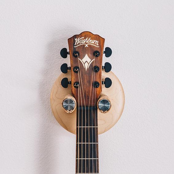 Maple Guitar Hanger
