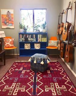 Music Room Makeover for School Teacher