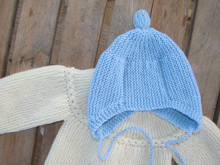 GORRO PERUANO - PERUVIAN HAT (español- english pattern)
