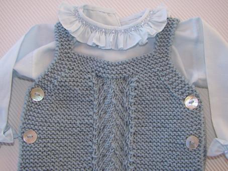 Pantalón de bebé JUAN- Baby Romper