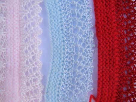 Puntilla Calada II- lace edging II