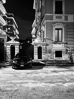 mercedes ncc roma