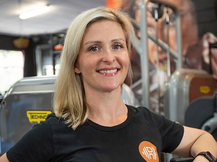 Chantal - Director CEO Platinum Level Coach Nutrition Coach Powerlifting Coach