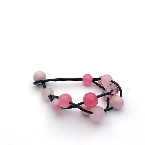 Isabella karkötő - rózsaszín