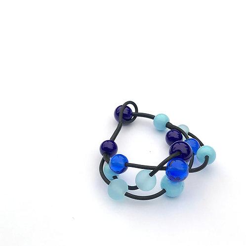 Isabella karkötő -jeges kék