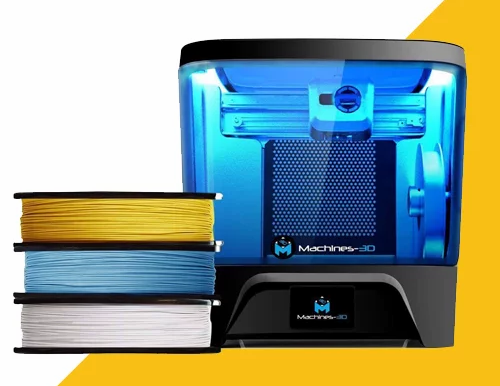 Acheter une imprimante 3D sans montage !
