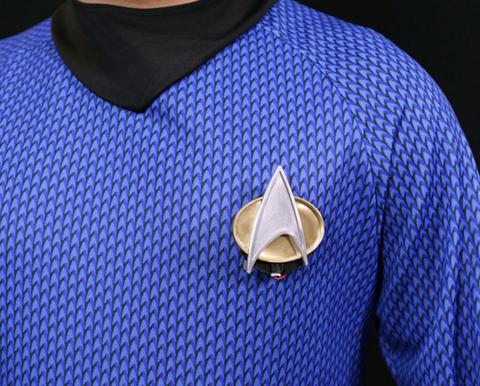 Top 10 des impressions 3D de Star Trek Chez LV3D