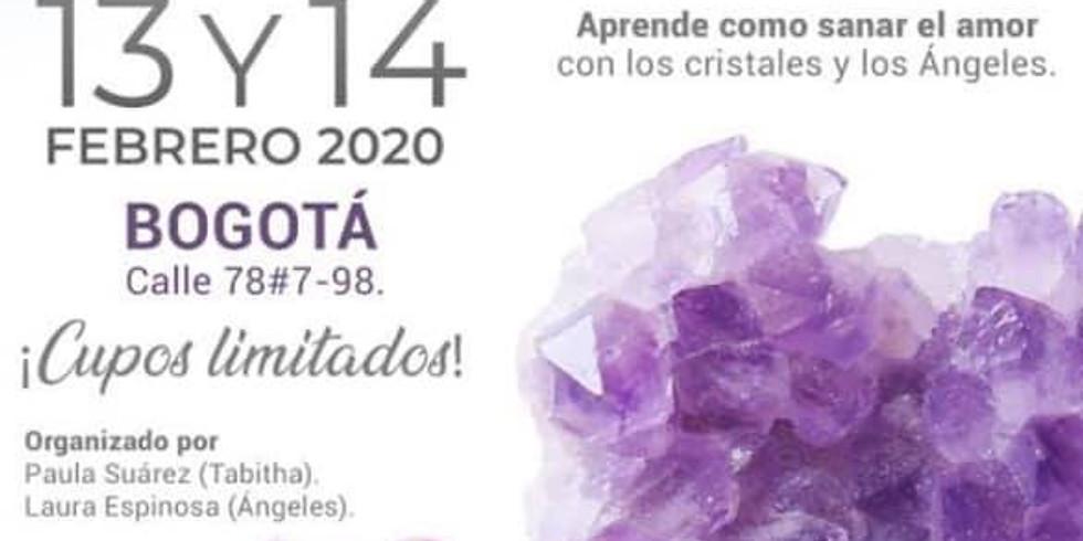 Taller Cristales Para El Amor, Bogotá