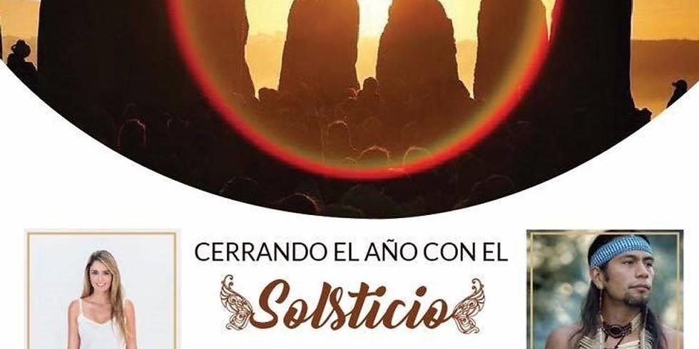 CERREMOS EL AÑO CON EL SOLSTICIO DE INVIERNO!!
