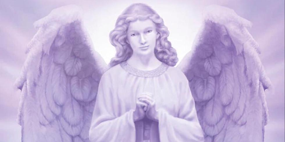 MEDITACIÓN CDMX: CONOCIENDO A TU ÁNGEL DE LA GUARDA