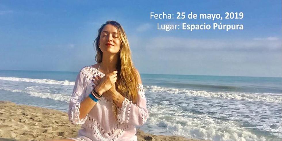 Taller Canalización y Sanación con Ángel, CDMX