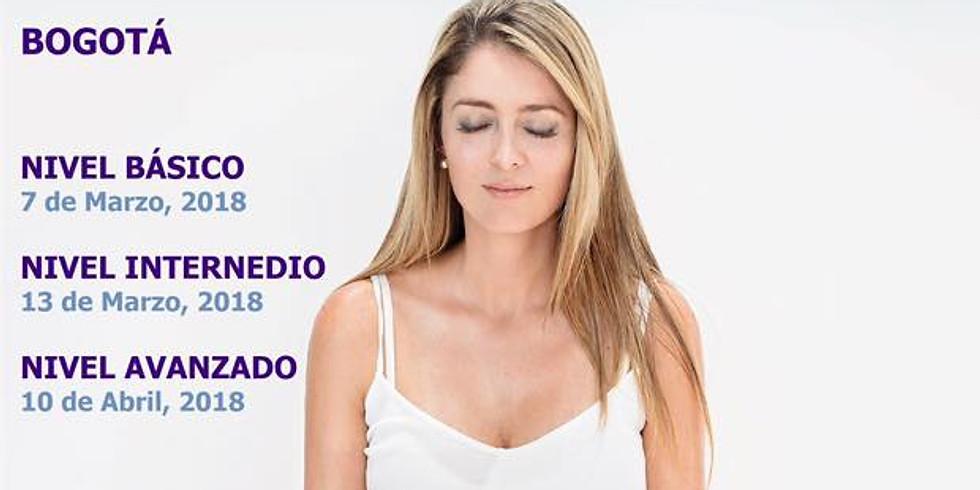 Curso Bogotá Básico Meditación: Aprende a Meditar con Ángeles