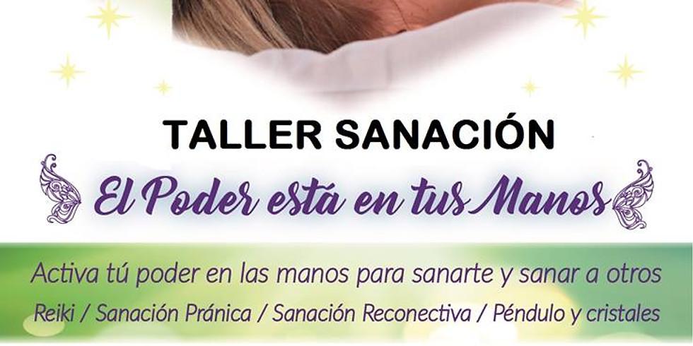 Taller Personalizado Bogotá: El Poder está en tus Manos!