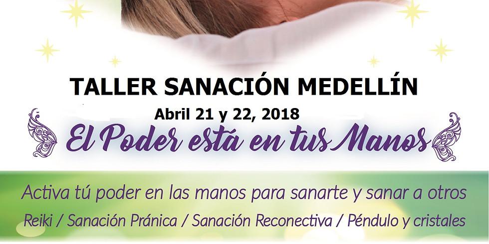 Taller Personalizado Medellín: El Poder está en tus Manos!